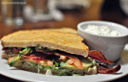 BLT with Avocado at Manitou Station ~ White Bear lake, MN