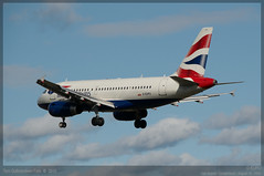 British Airways - G-EUPU - A319-100 (Tom McNikon) Tags: airbus british ba airways britishairways osl gardermoen a319 engm airbus319 a319100 airbus319100 osloairportgardermoen geupu