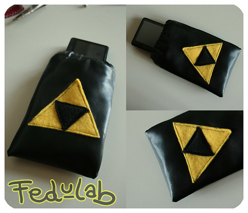 Triforce Cover Iphone