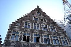 Gante (Bélgica) (littlecastle96) Tags: gante bélgica geografíahumana edificio monumento turismo patrimonio heritage building architecture arquitectura belgium house casa ventanas windows