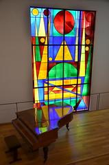 Herbin, Joie (RarOiseau) Tags: nord hautsdefrance intérieur musée art vitrail herbin lecateau