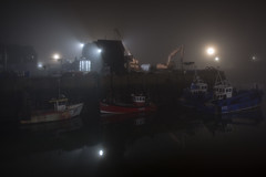 Harbour lights (stocks photography.) Tags: michaelmarsh whitstable photographer harbour lights nightphotography photography