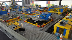Classic Space base (shnake1973) Tags: classic space lego base bricklab