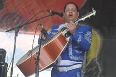 Mariachi Jalisco US (2017) 08 (KM's Live Music shots) Tags: worldmusic cuba mariachi mariachijaliscous guitarronmexican bassguitar guitar neworleansjazzheritagefestival jazzheritagestage fairgroundsracecourseneworleans