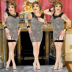 home15079-81 (Ann Drogyny) Tags: shoes legs heels crossdress crossdresser crossdressing cd tv tg ts transvestite transgender transsexual tranny tgirl glamour pinup mature cute sexy stockings nylons suspenders garters