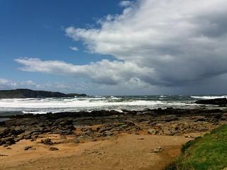 Playa de Verdicio. Asturias.