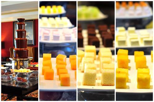 Chocolate Afternoon Tea at The Langham - Pasadena