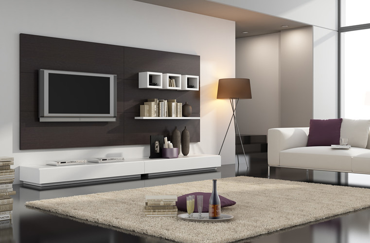 wohnzimmer modern gestalten. Black Bedroom Furniture Sets. Home Design Ideas