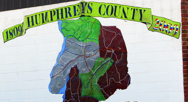 Humphrey's County Mural