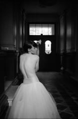 Cut a Long Story Short V (__Daniele__) Tags: leica portrait film girl 35mm kodak analogue schwarzweiss m6 bw400cn