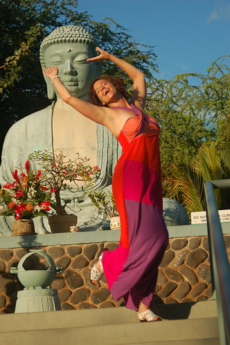 Dances with Buddha