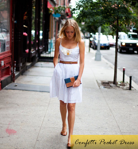 Confetti Pocket Dress