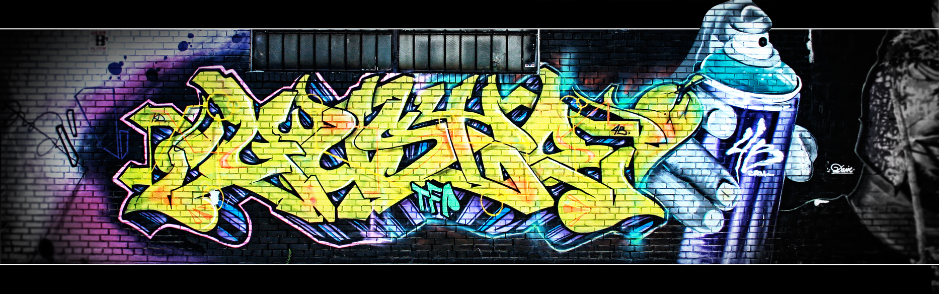 4Burners | NYC Graffiti Crew » Happy Birthday Sen2!