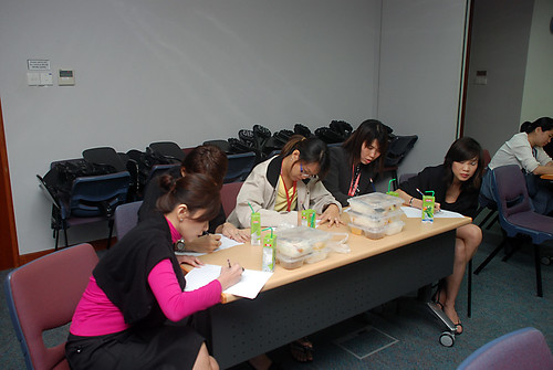 Caricature Workshop for AIA Tampines - Day 3 - 14