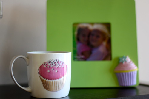 Cupcake Mug at Cupcake Chic ( Cupcake Bakery in Orem, Utah)
