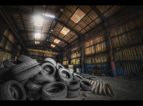 [ the kingdom of tires ]