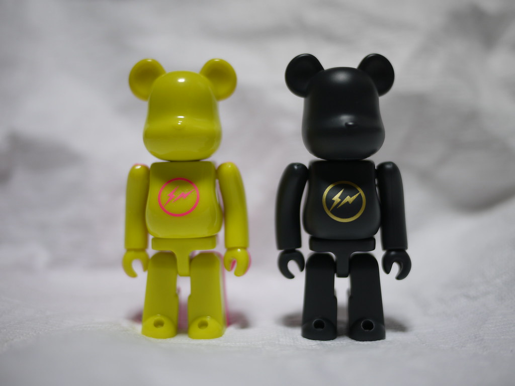 BE@RBRICK 100% fragment design