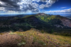 Yell It From the Mountain Top (RH Miller) Tags: summer sky usa mountains landscape idaho islandpark reedmiller rhmiller mygearandmepremium sawtellepeak