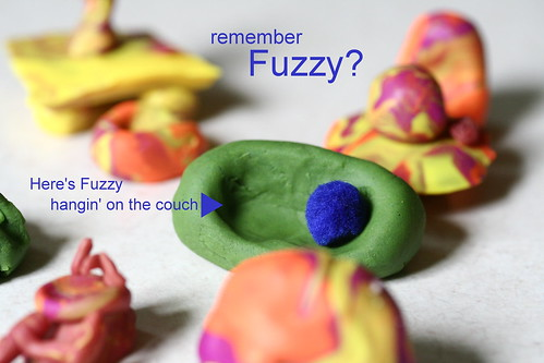 remember Fuzzy?