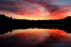 (HollyBerry255) Tags: sunset ontario canada beautiful fun cottage honey sound muskoka perry orrville 15challengeswinner
