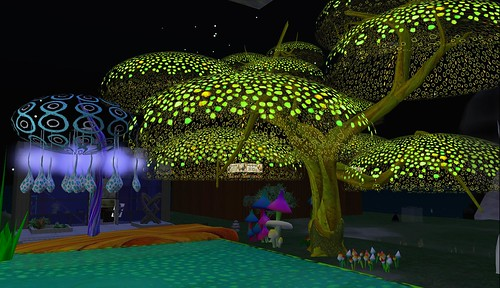soror nishi trees by raftwet jewell
