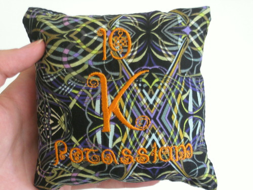Potassium Elements Pillow