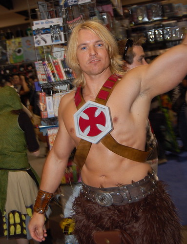 Comic Con 2010: He-Man
