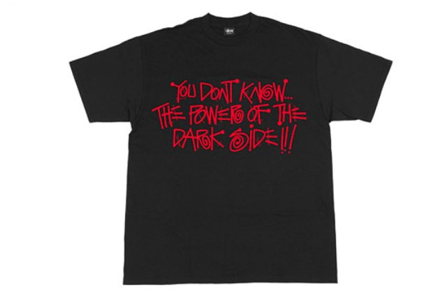 Stussy-x-Star-Wars-Power-of-the-Dark-Side-T-Shirt