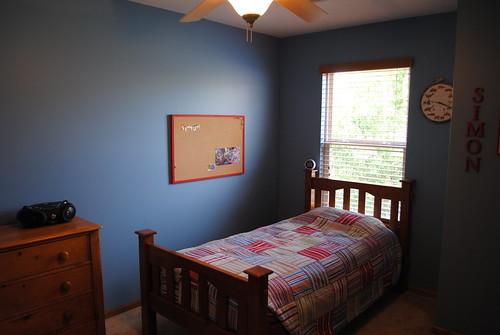Simon's room