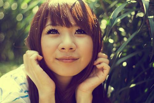 [フリー画像] 人物, 女性, アジア女性, シンガポール人, 201008030900