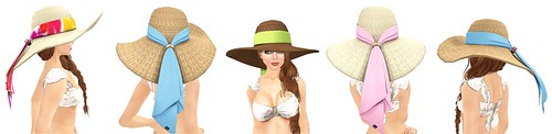 Tropic of Summer - Floppy Hat