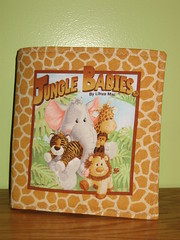 Jungle Babies Soft Book