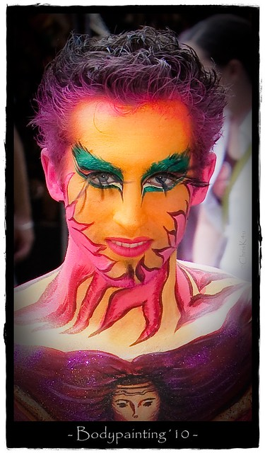 photo final art bodypainting