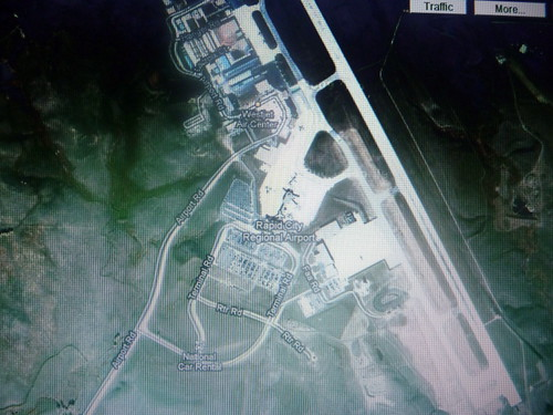 Flickriver: Photoset \'Google Map Screen Shots: Pierre/Fort Pierre ...