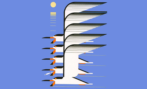 "Charley Harper • <a style=""font-size:0.8em;"" href=""http://www.flickr.com/photos/30735181@N00/4848321268/"" target=""_blank"">View on Flickr</a>"