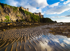 Culzean castle II (Peter Ribbeck) Tags: seascape scotland ayrshire culzean culzeancastle singleexposure nothdr ayrshirecoast peterribbeck