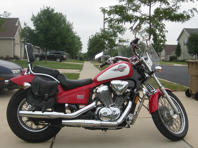 wi 1994 honda shadow vlx deluxe 2000 sold rh beginnerbikers org 1994 Honda Magna 750 1994 Honda Goldwing