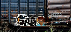Sag (mightyquinninwky) Tags: railroad train graffiti character tag graf tracks railway tags tagged railcar rails boxcar graff graphiti freight sag rollingstock mesk fr8 railart spraypaintart freightcar movingart boxcarart freightart wafflecar taggedboxcar paintedboxcar paintedrailcar paintedfreight taggedrailcar taggedfreight 11223344556677 carfireonflickr charactersformyspacestation