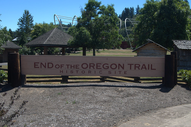 End of the Oregon Trail Visitors Center