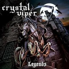 Crystal Viper Legends cover