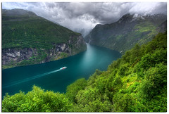 Geiranger (Mariusz Petelicki) Tags: norway norge fiord geiranger norwegia mariuszpetelicki