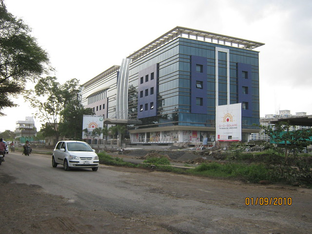 Kalpataru Harmony Wakad Pune - G-O-Square, Commercial Complex