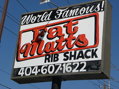ATLANTA - Fat Matts (unaerica) Tags: atlanta usa america ga us fat memories happiness journey barbecue erica matts rib barbq atlantaga worldfamous ribshack unaerica fatmatts