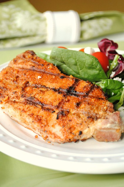 Amazing Taste Perfectly Seasoned Pork Chops