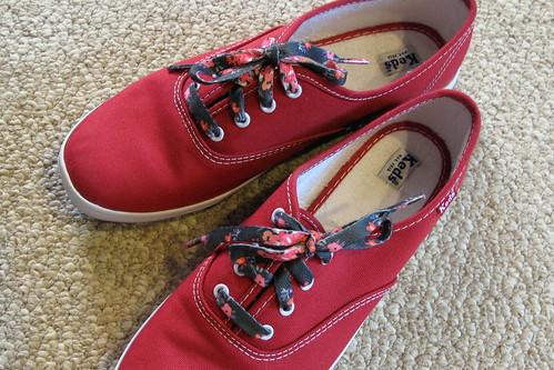 New Shoe Laces