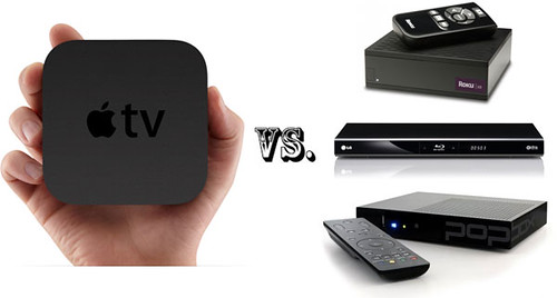 Apple TV competitors