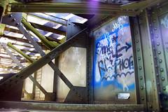 100828bron1stor (I Ring) Tags: bridge grafitti sweden arcitecture ricoh dalarna suede 2010 ludvika augusti p10 gxr dalecarlia dalécarlie