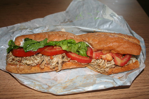 2010-09-04 - Shanghai - Munchies - 01 - Kingston Jerk Chicken Sandwich