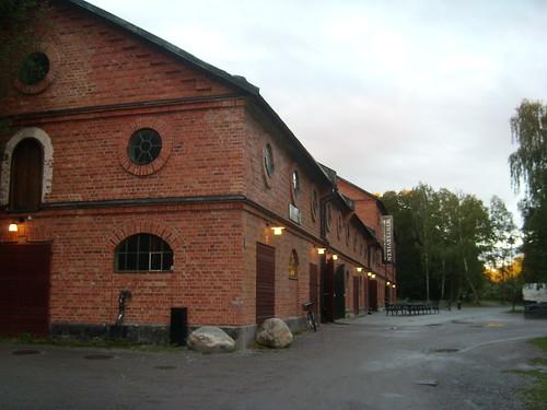 Huvudbyggnad Vinterviken