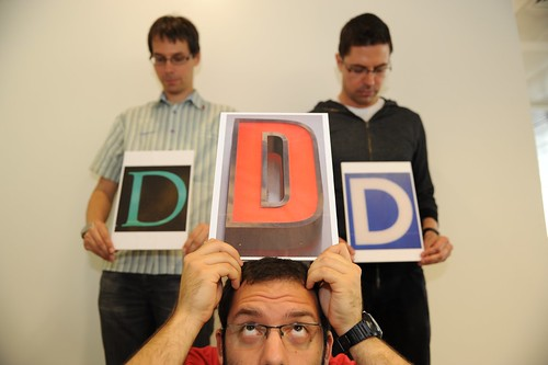The Three D's